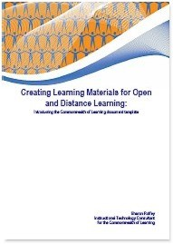Creating Learning Materials fot Open and Distance Learning